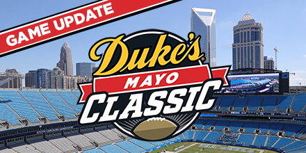This Year's Duke's Mayo Classic Will be Played at Wake Forest