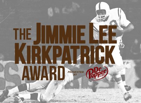Charlotte Sports Foundation Announces The Jimmie Lee Kirkpatrick Award